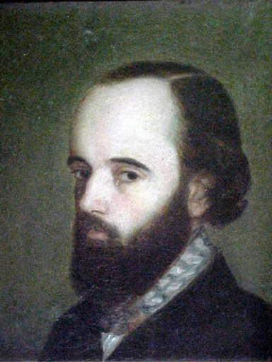 Autoportrait de Jules Dufour