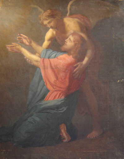Jésus au Jardin des Oliviers_0