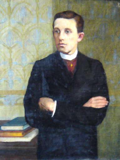 Portrait de Victor Bataille_0
