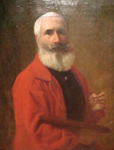 Autoportrait de Jules Dehaussy