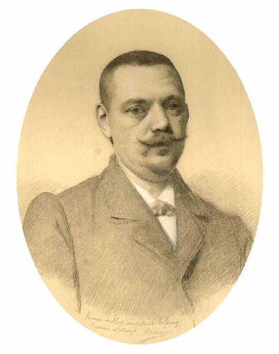 Portrait de Maurice Thiéry