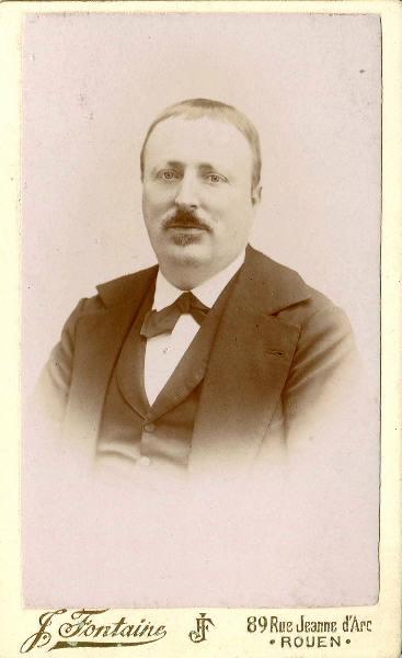 Portrait de Félix Michel_0
