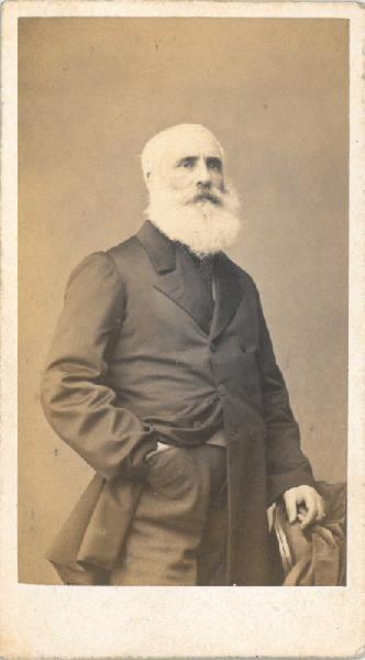 anonyme (photographe) : Portrait de Jules Dehaussy