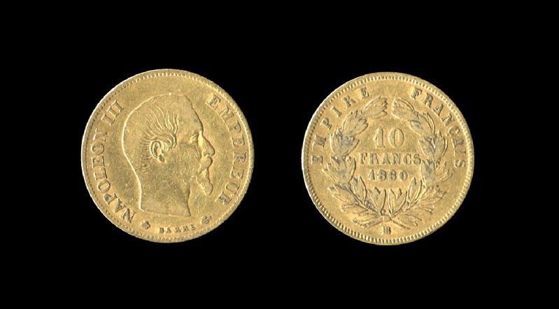Napoléon III 10 francs or_0