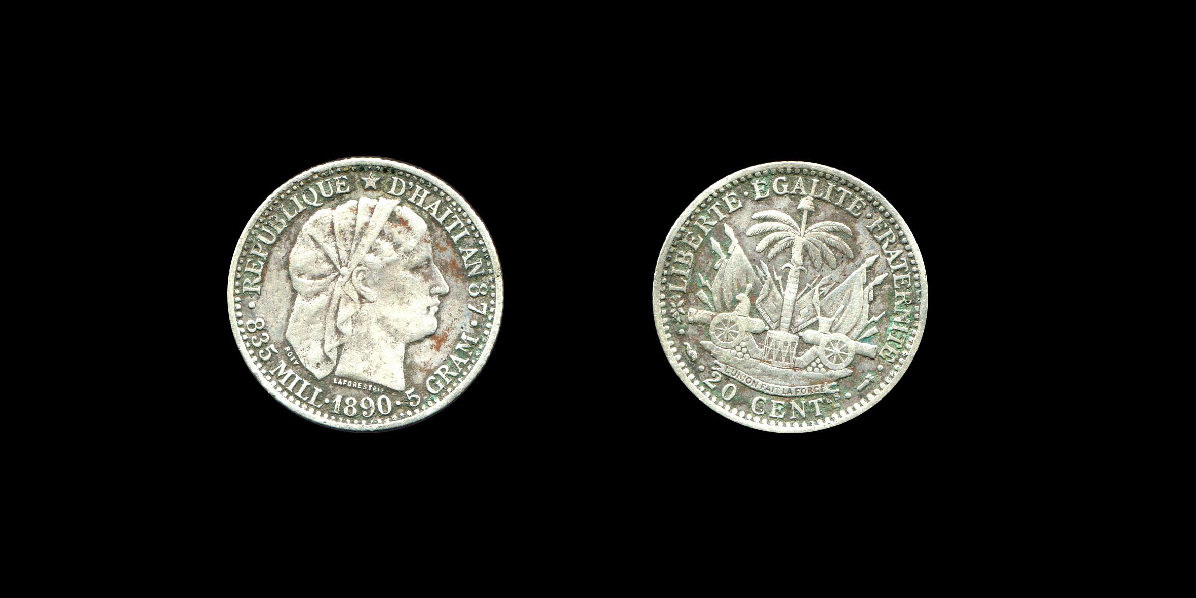 Pièce de monnaie, 20 centimes_0