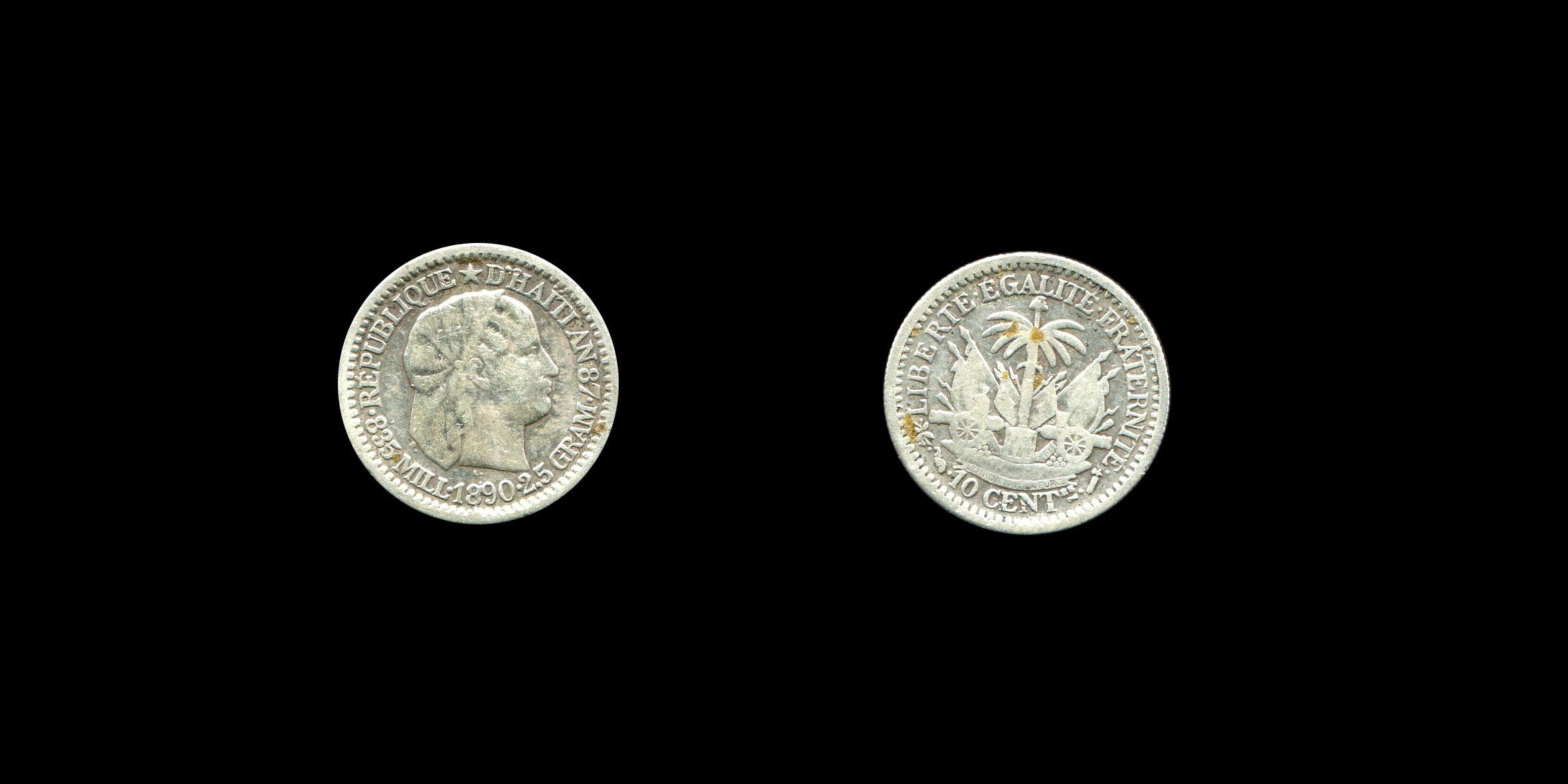 Pièce de monnaie, 10 centimes_0