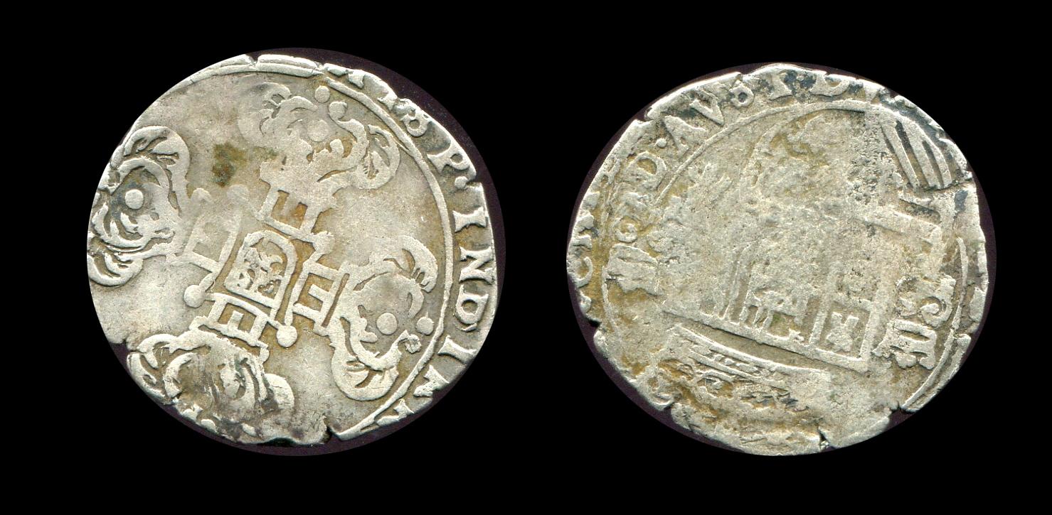 Pièce de monnaie, seizième de patagon_0
