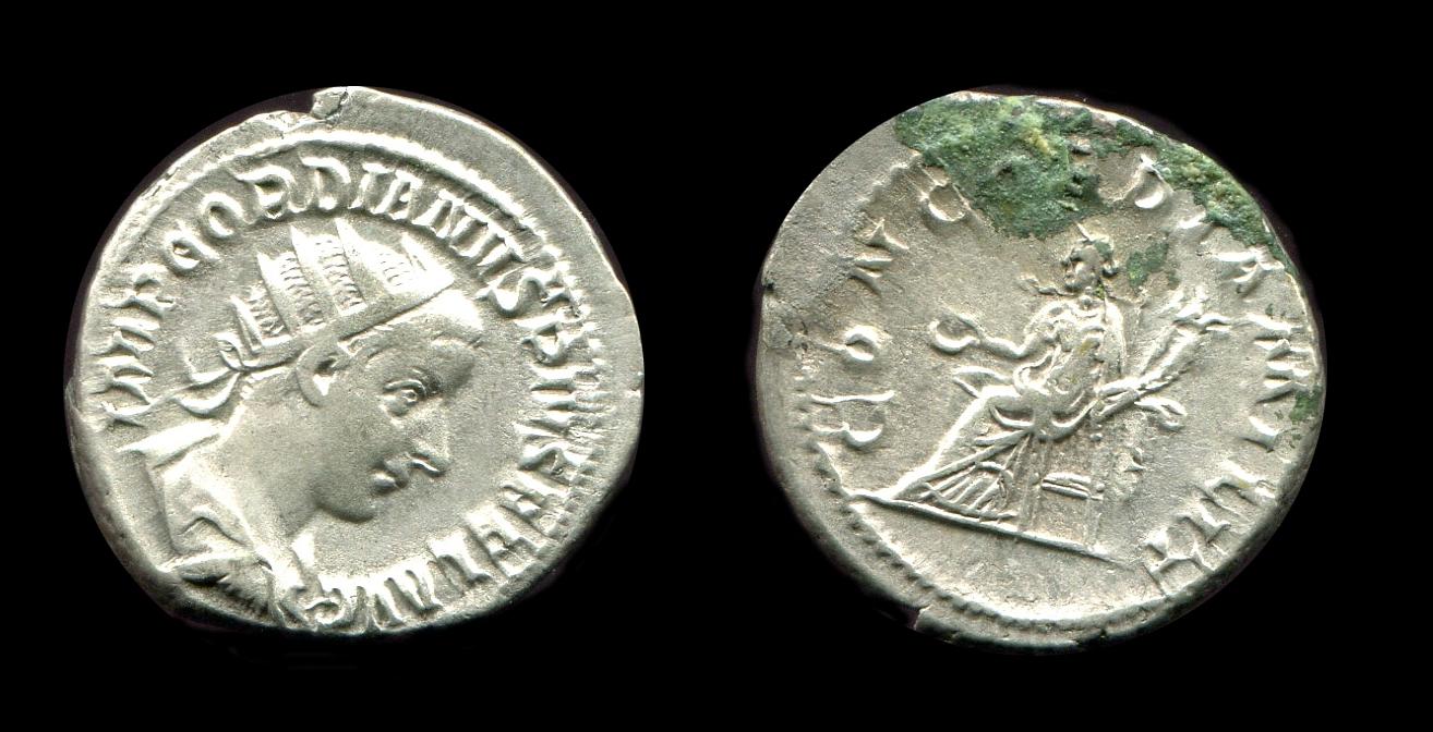 Pièce de monnaie, antoninien (cohen 61)_0