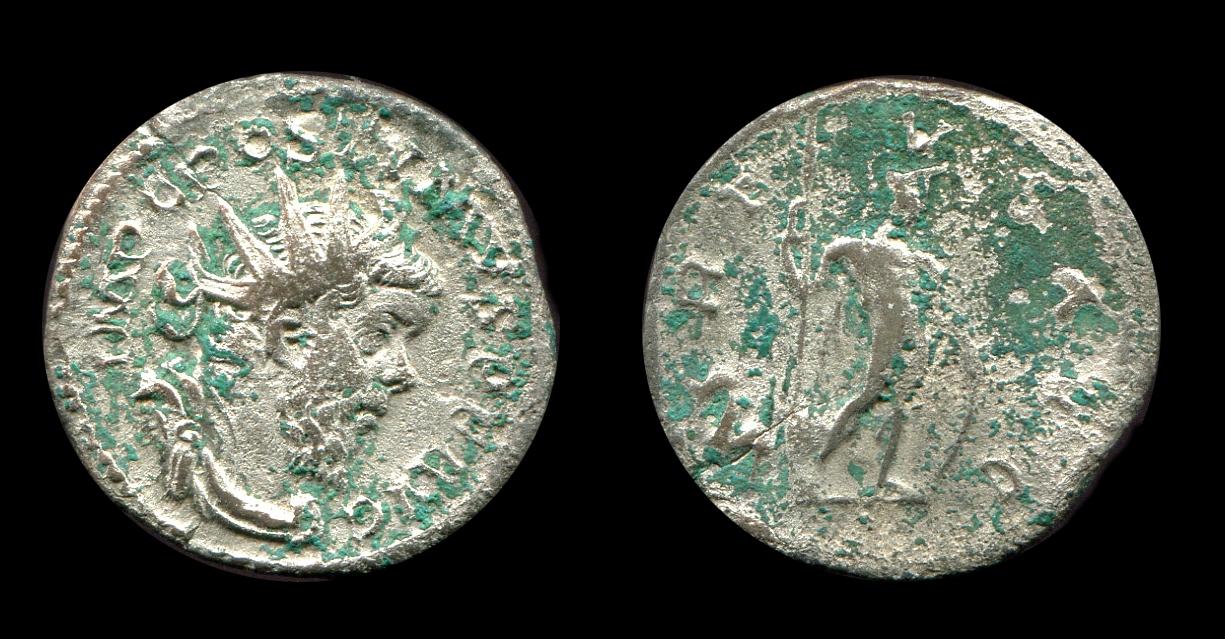 Pièce de monnaie, antoninien (cohen 419)_0