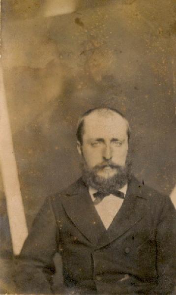 Portrait de Félix Michel
