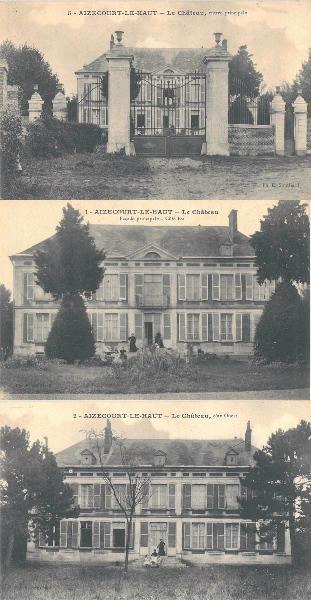 Aizecourt-le-Haut - Le château_0