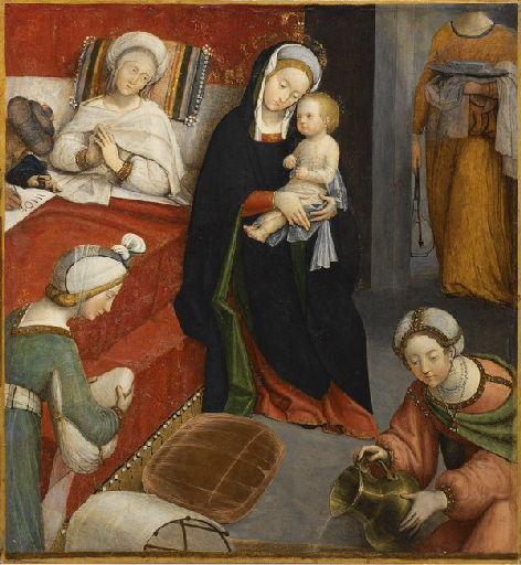 La Naissance de saint Jean-Baptiste_0