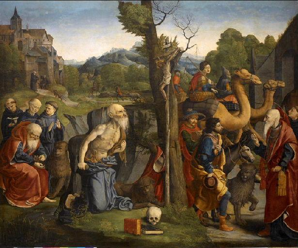 Vie de saint Jérôme