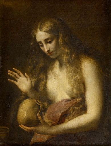 Sainte Madeleine (Sainte Madeleine méditant sur les fins dernières)_0