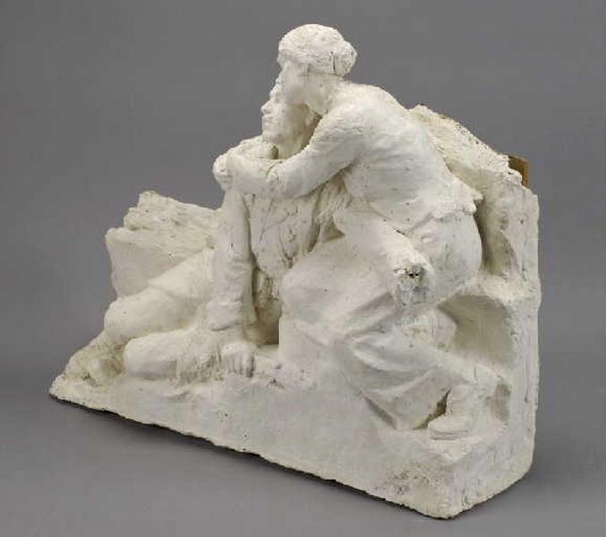 Monument aux morts de Lagnieu (Ain) (modèle original)