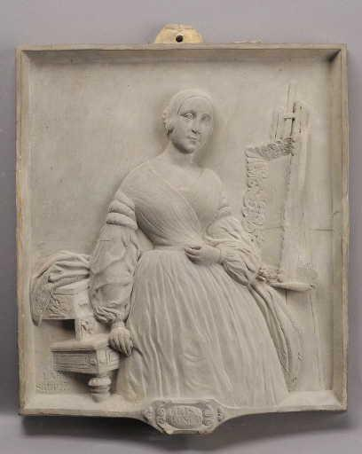 Elisa Blondel [1811 - 1844], auteur de la Danse des petits savoyards, médaille d'or au Salon en 1843_0