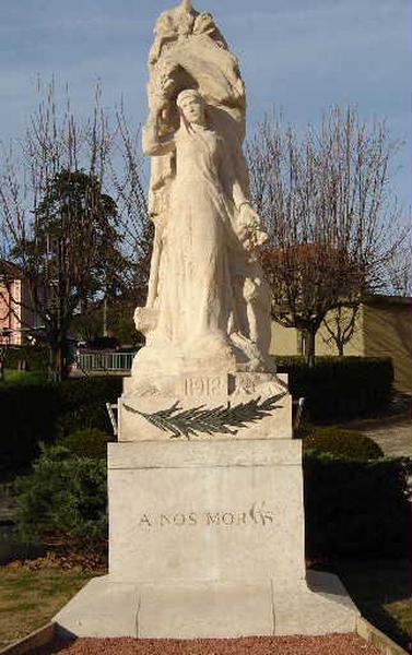 Monument aux morts de Mézériat