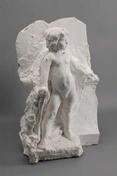 Monument à Jérome Lalande : Le Travail_0