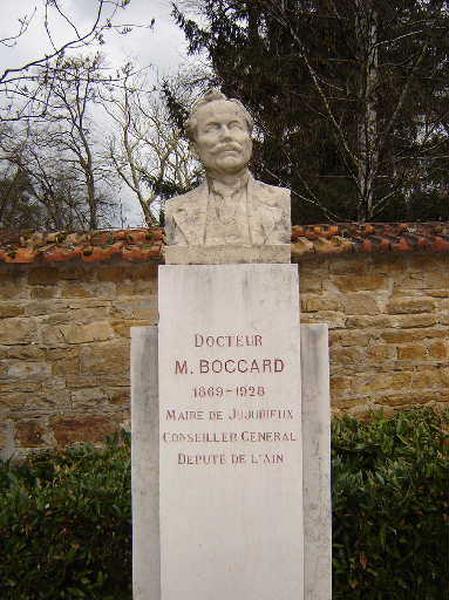 Docteur Marie-Gabriel Boccard