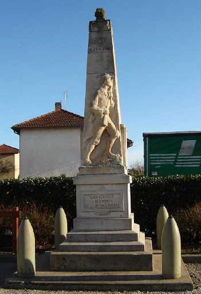 Monument aux morts de Chaveyriat