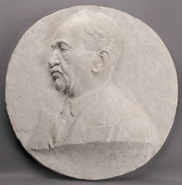Portrait du Dr Emile Pélicand_0
