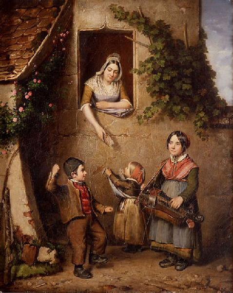 Les Petits Savoyards ; Danse des jeunes Savoyards ou les Petits Piémontais (titre du cahier d'inventaire)_0
