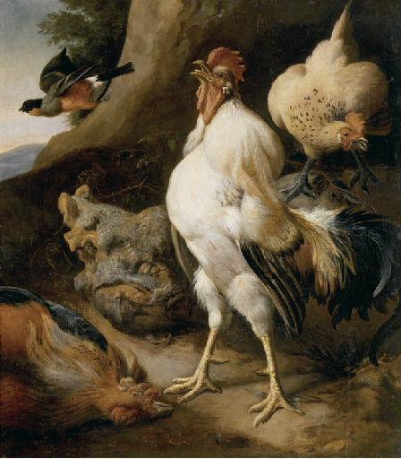 Coq triomphant