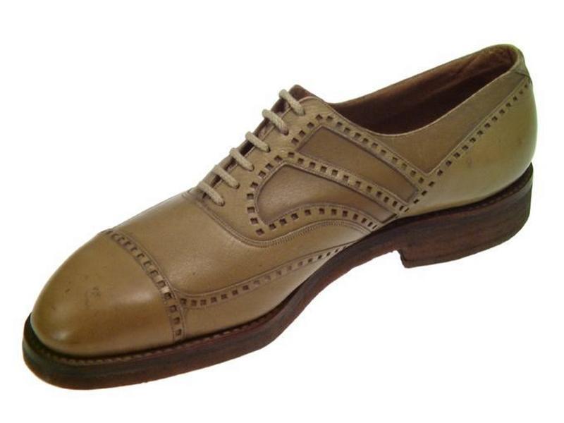 Chaussure d'homme (richelieu)_0