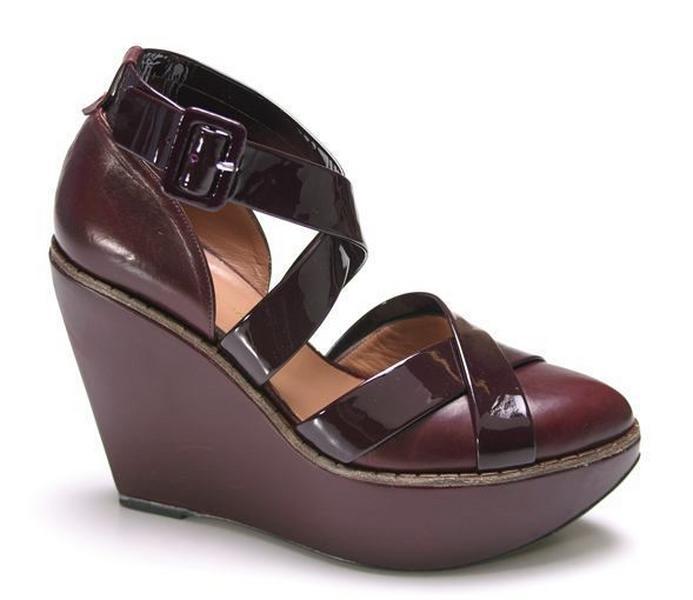 CLERGERIE Robert (créateur, exécutant) : chaussure, escarpin