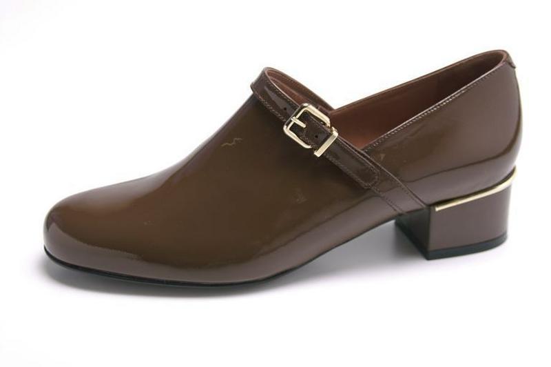 CLERGERIE Robert (créateur, exécutant) : chaussure