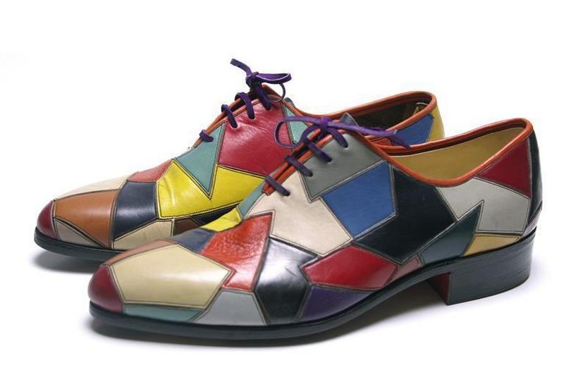 SELECT (exécutant) : Richelieu, chaussure d'homme