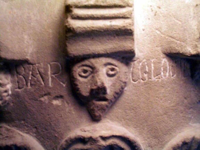 chapiteau : Chapiteau de Joannes et Bartolomé, Chapiteau des apôtres