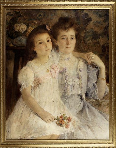 Mère et fille_0