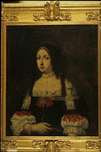 Portrait de jeune femme_0