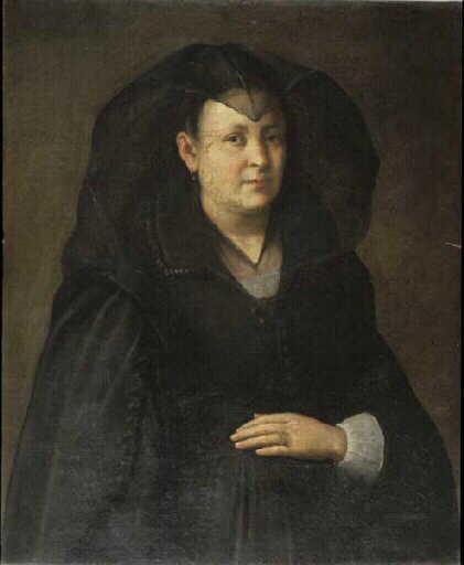 Portrait de veuve_0