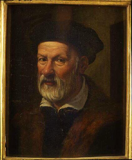 Portrait de vieillard_0
