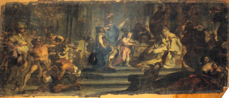 Annibal jurant haine aux Romains_0