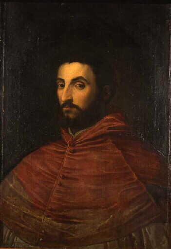 Portrait du Cardinal Hippolyte de Médicis_0