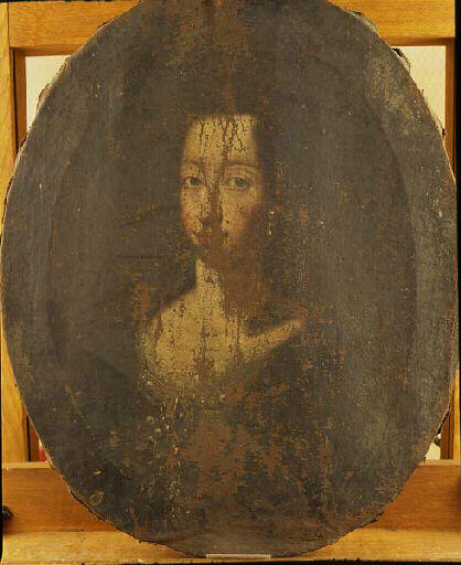 Portrait d'Anne-Marie d'Orléans_0