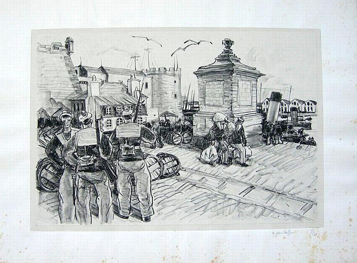 La Marine Nationale à Brest [titre attribué]_0