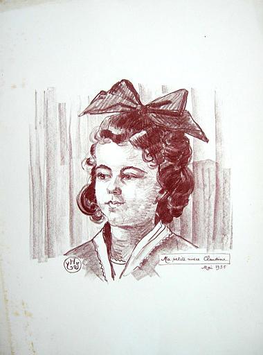 Ma petite nièce Claudine - mai 1935 (titre inscrit)_0