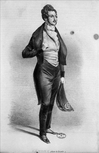 Lafont (dans le Dandy), L'Artiste, volume 4, page 226_0