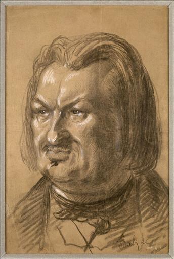 Balzac (étude pour le Panthéon Nadar)_0