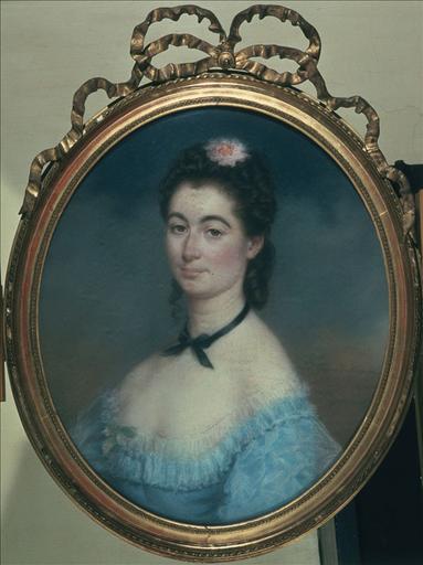 Marie Caroline Du Fresnay, fille de Marie-Louise-Françoise Daminois et d'Honoré de Balzac_0