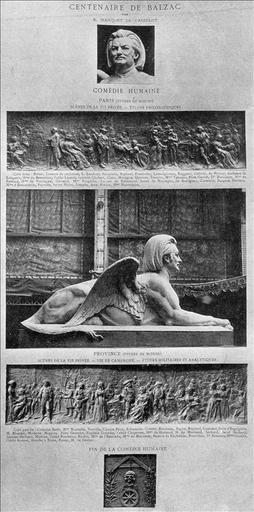 Balzac en sphinx par Marquet de Vasselot_0