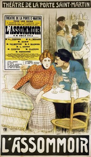 L'Assommoir d'Emile Zola, théâtre de la Porte Saint-Martin_0
