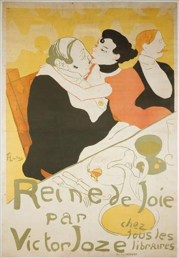 Reine de Joie / par / Victor Joze / chez tous les libraires_0