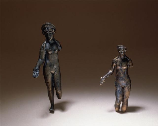 Statuette de Vénus diadémée_0