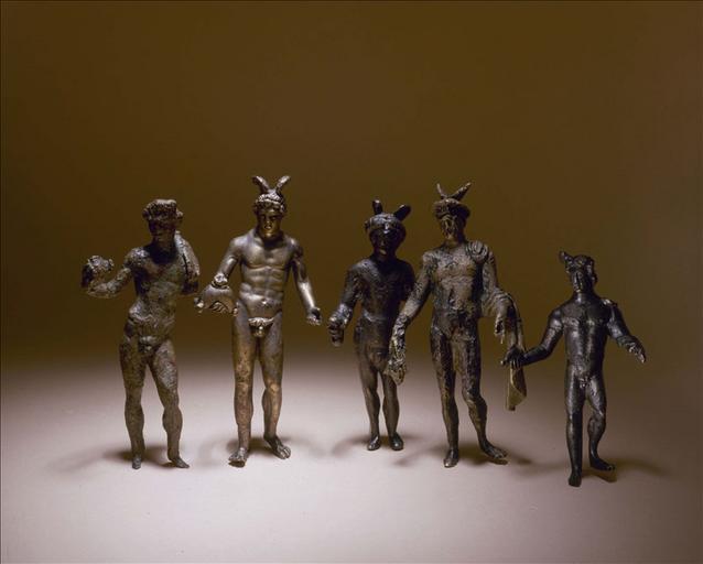Statuette de Mercure_0