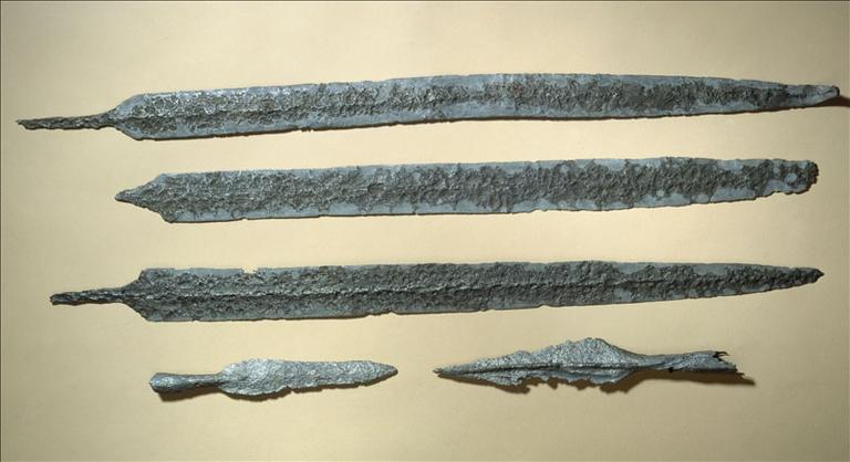Epée gauloise